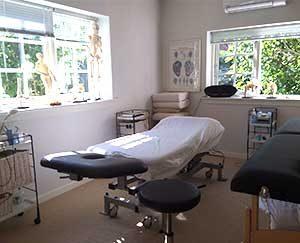 Et kig ind til klinikken hos Aku-Fusio Klinik